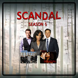 Scandal folder icons: Season 5