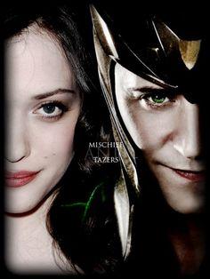 Pony Ride in Asgard~Loki X Darcy Fan Fic by ILOVETMI101 on DeviantArt