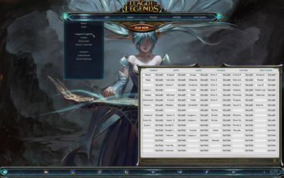 League of Legends Dock 1.5 by yorgash