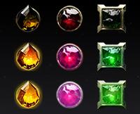 Orbs in Dota2 Three Spirits style by yorgash
