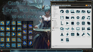 League of Legends Icons v3