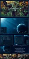 Starcraft 2 Windows Theme