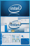 Intel Windows theme for 7