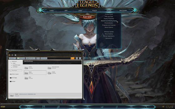 League of Legends Forum VS for 8 / 8.1