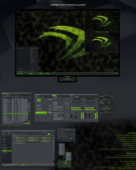 nVidia Desktop by yorgash