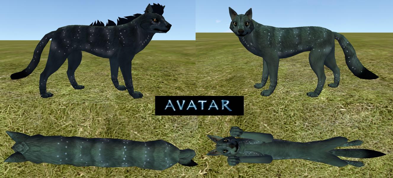 FH - Free Na'vi Preset [Avatar] by ElfinStray