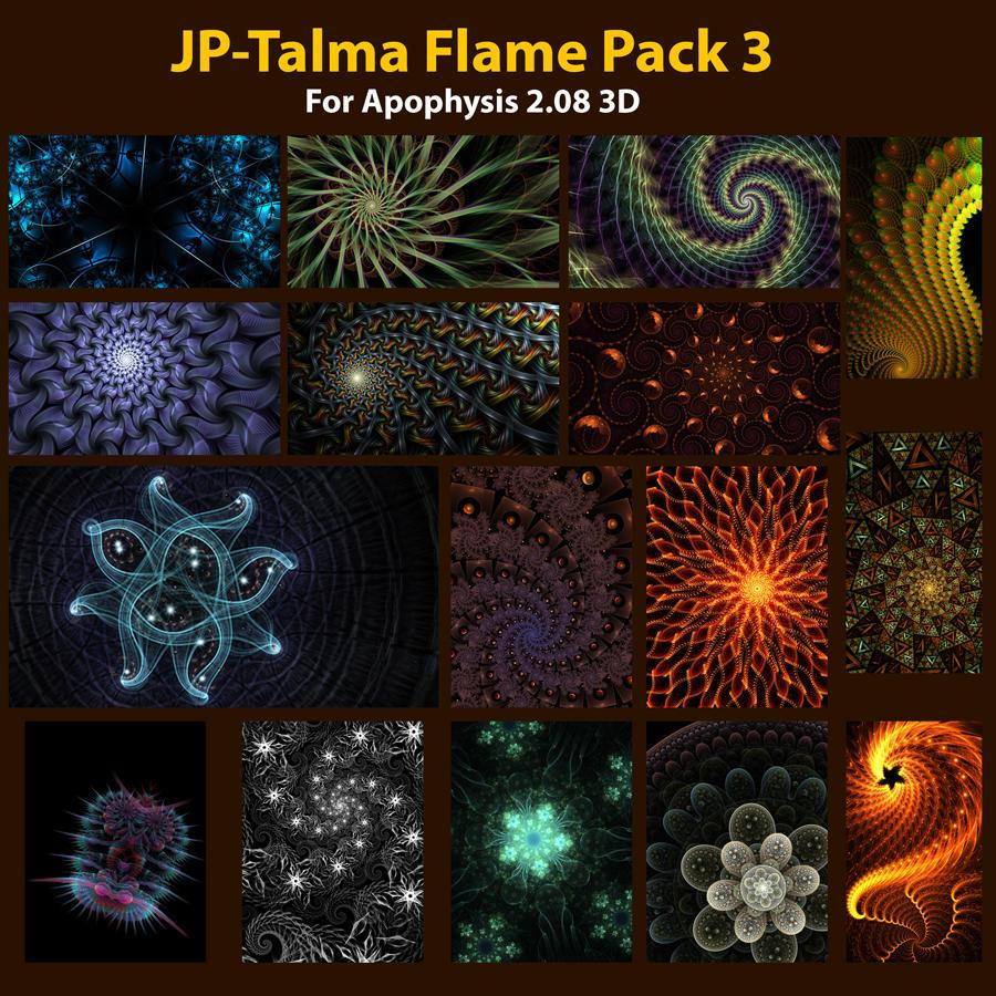 JP-Talma Flames 3 by JP-Talma