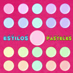 Pastel Styles for Photoshop