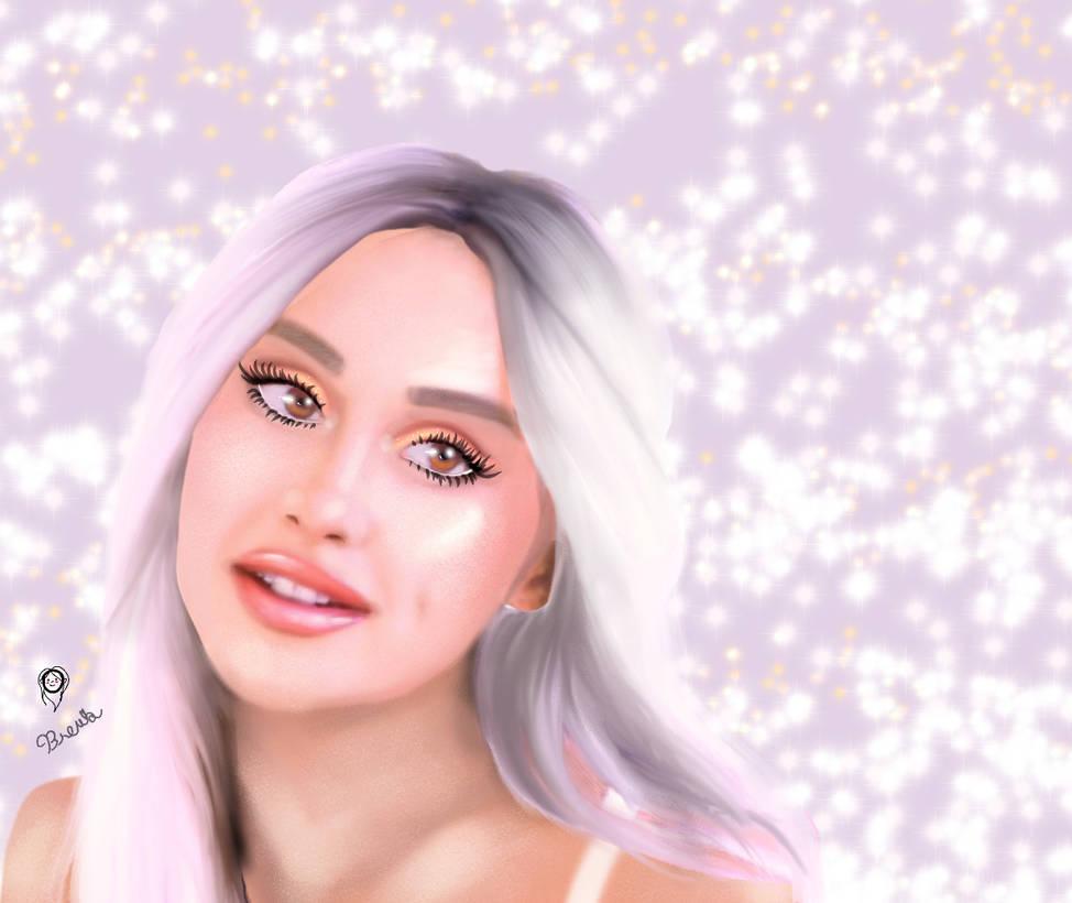 Ariana by brendamiller1234