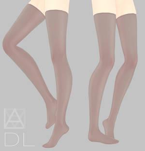 model_118 . stockings edit