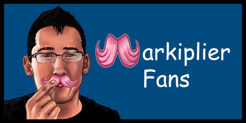 Markiplier Icon (Enlarged) by ArtWarrior25