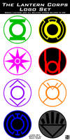 Lantern Corps Shapes