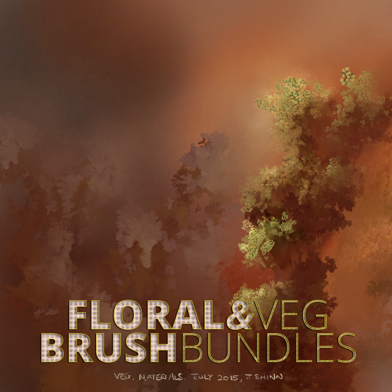 Material And Veg Brushes