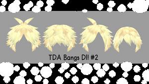 TDA Bangs Dl! #2 // By-MosterNight-MMD