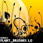 Fedek's plant brushes 1.0