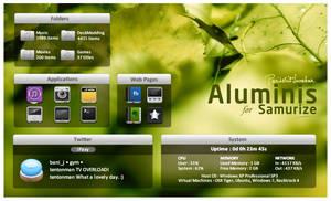 Aluminis for Samurize