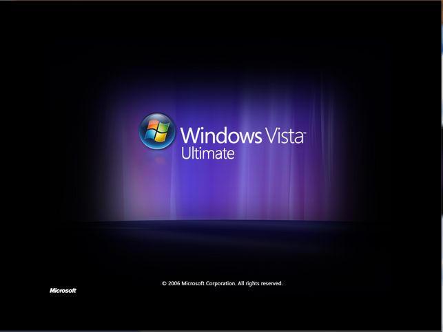 New Vista RMT Boot Screen By Steja007