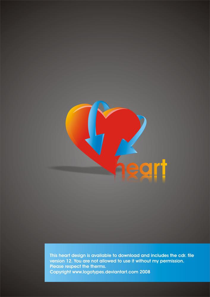 heart by logotypes