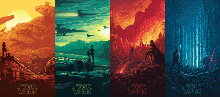 Star Wars IMAX Posters iOS [Updated!]