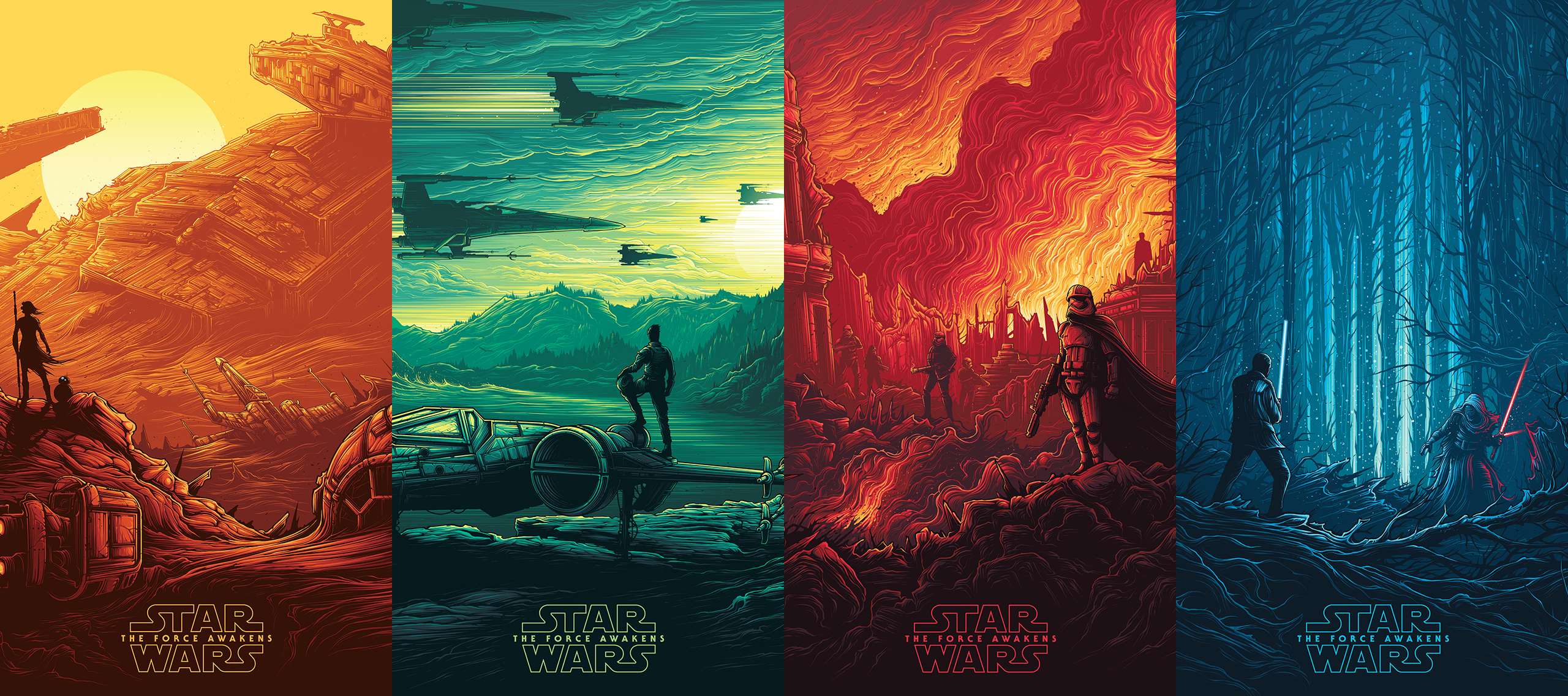By HalfLucan Star Wars IMAX Posters IOS Updated