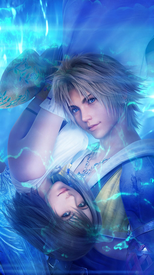 Final Fantasy X Wallpaper For IPhone 5 6 And By HalfLucan