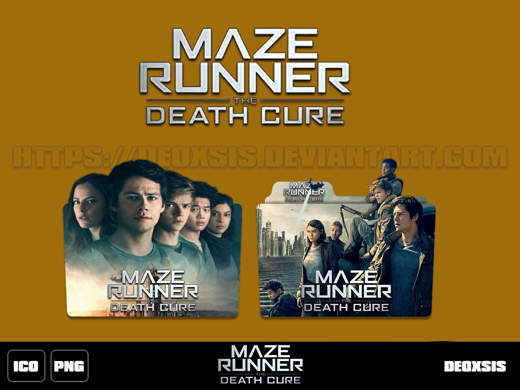 Maze Runner The Death Cure 2018 Folder Icon Pack By Deoxsis On Deviantart