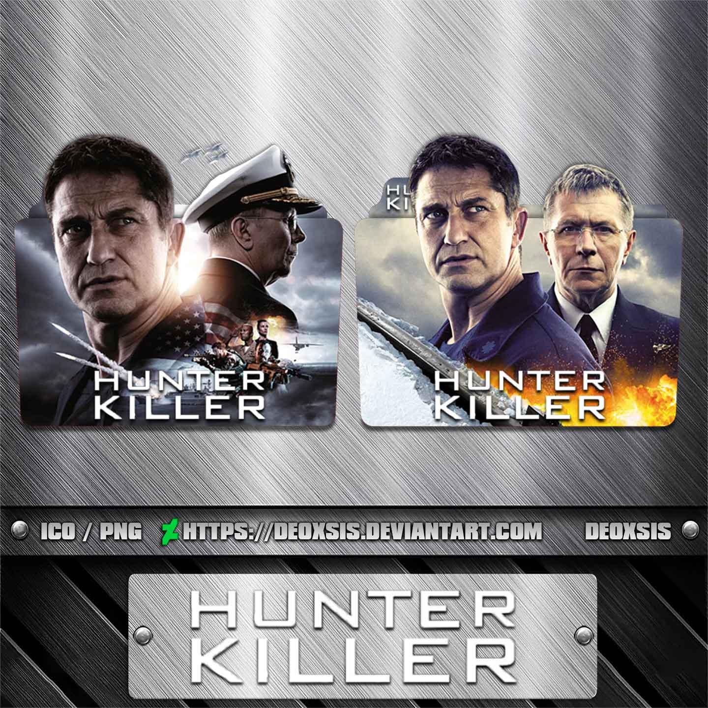 Hunter Killer [2018] Folder Icon Pack by deoxsis on DeviantArt