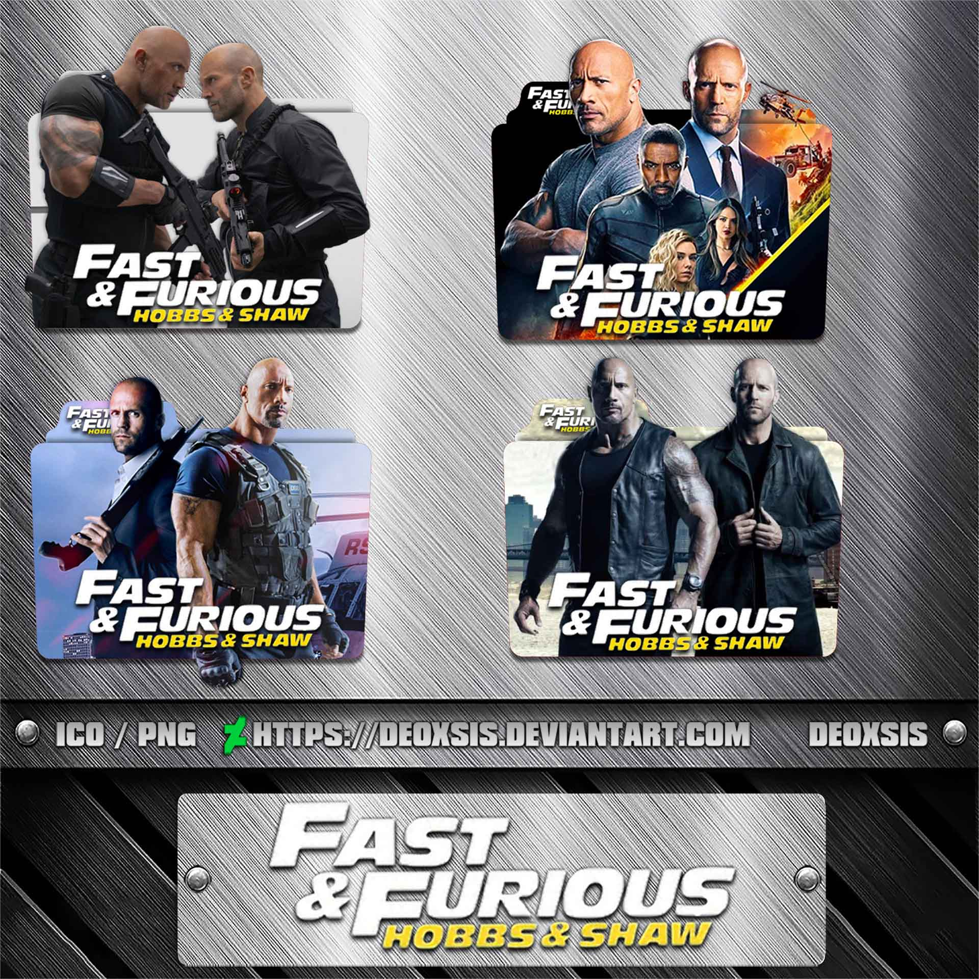 Fast And Furious Presents Hobbs And Shaw 2019 By Deoxsis On Deviantart