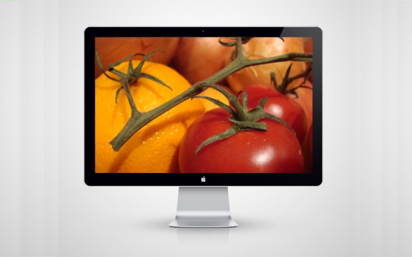 Tomatoes vs Oranges by lauchapos
