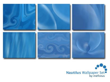 Nautilus Wallpaper Set