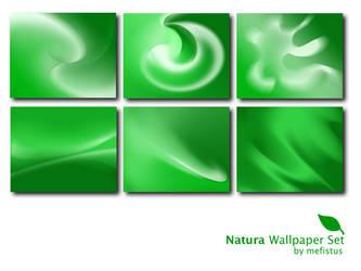 Natura Wallpaper Set by Mefistus