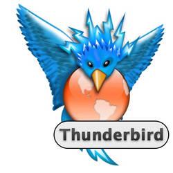 Mozilla Thunderbird icon by Mefistus