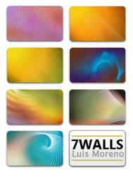 siete wallpapers by Mefistus