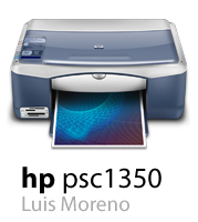 hp psc 1350 icon by Mefistus