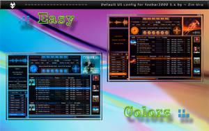 Easy Colors DUI 1.0 by Zin-Uru