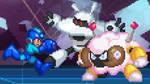 Galaxy Man and Sheep Man in 32-bit (Game)