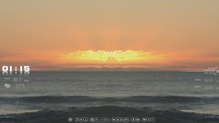 Summer Sunsets by Nitroxyl