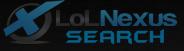 LoL Nexus Summoner Search by Nitroxyl