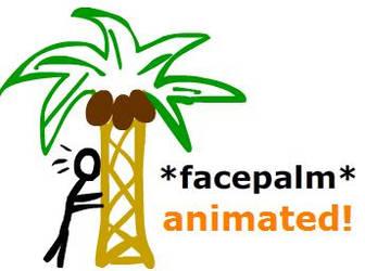 facepalm by AmandaTheStampede