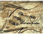 Winged's WireFrame Brushes