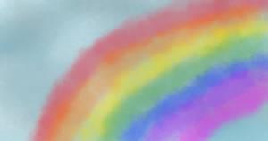 Background- Rainbow