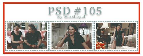 Psd #105 By Missloyal