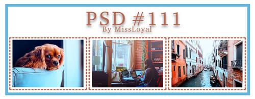 Psd #111 By Missloyal