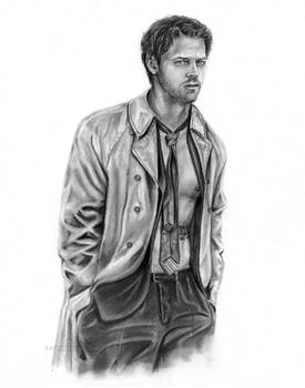 Misha Collins - Castiel - Supernatural