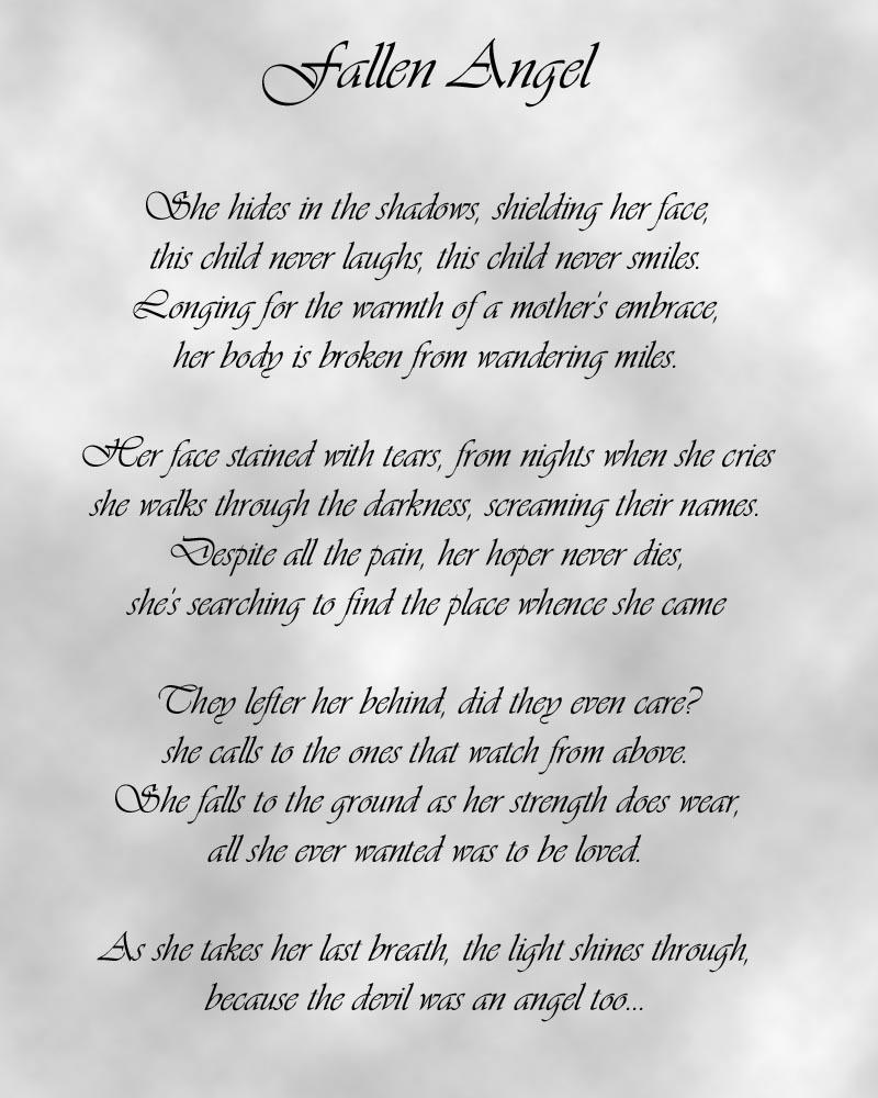 ~.Fallen Angel.~ By ScarletFire On DeviantArt