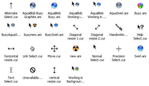 how to use mouse on imac to fix the words