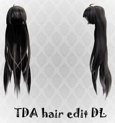TDA Long Hair [DL] by Revik12