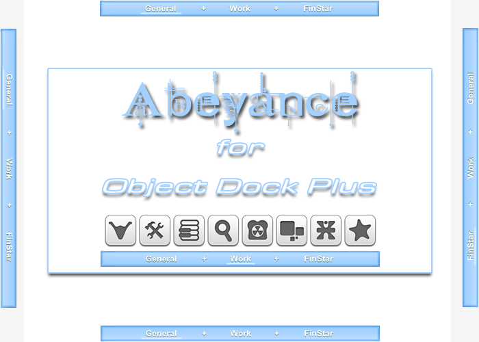 Abeyance - for ObjectDock Plus by ishakeel