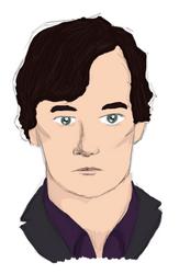 Sherlock by Tygershadow