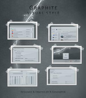 Graphite Visual Style